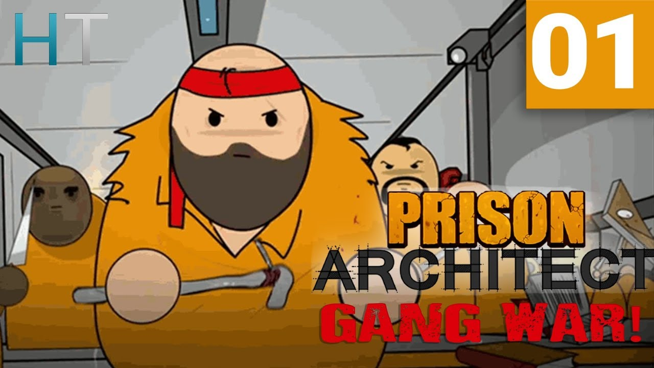 Prison Architect: Gang War